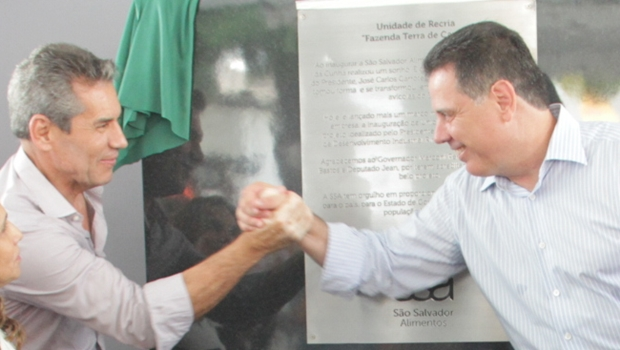 Nova planta industrial gera empregos na Cidade de Goiás