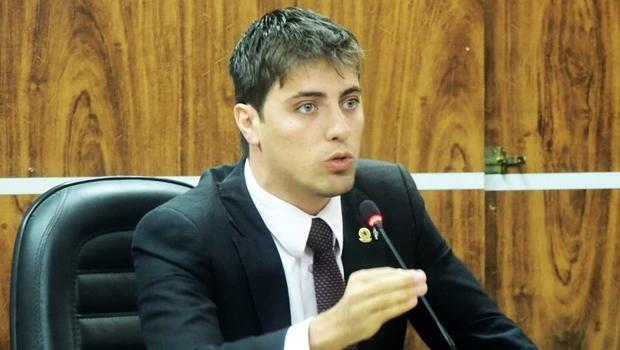 Vereador Marcus Vinícius deixa o PT do B | Foto: arquivo pessoal