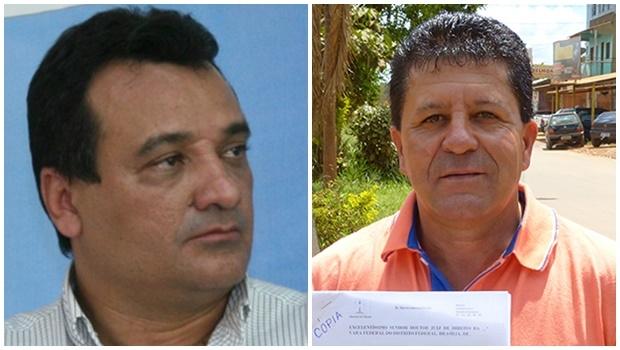 Se confirmadas irregularidades, pré-candidatos em Águas Lindas, Geraldo Messias e Airton Corretor, podem ficar inelegíveis