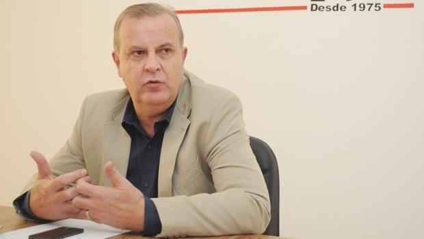 Prefeito Paulo Garcia em entrevista ao Jornal Opção | Foto: Renan Accioly