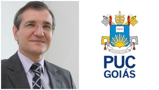 """Professores da PUC Goiás saem em defesa do reitor: """"Filiação partidária é direito legítimo"""""""