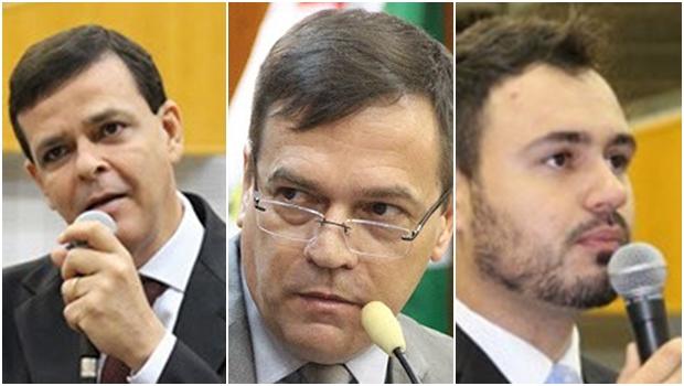 Após rompimento, três vereadores de Goiânia devem deixar PMDB