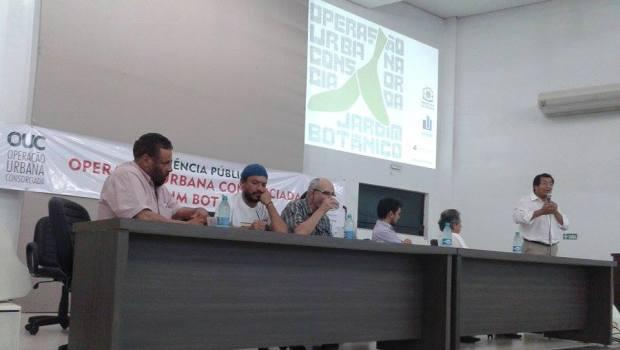 Especialistas alertam: projeto atende à especulação imobiliária e prejudicará o Botânico