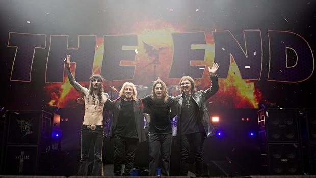 Black Sabbath confirma datas dos shows da turnê de despedida no Brasil