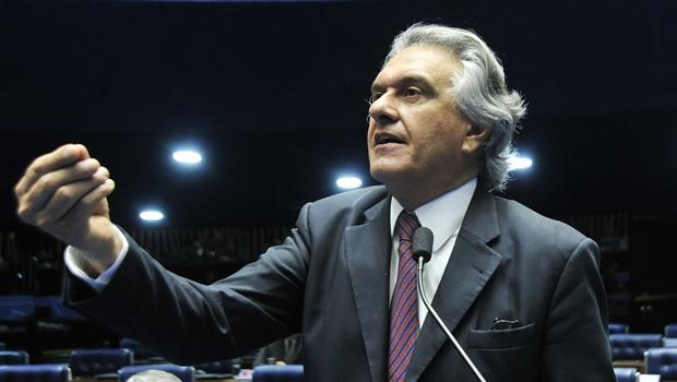 Relação entre Ronaldo Caiado e DEM nacional pode levar a divórcio litigioso