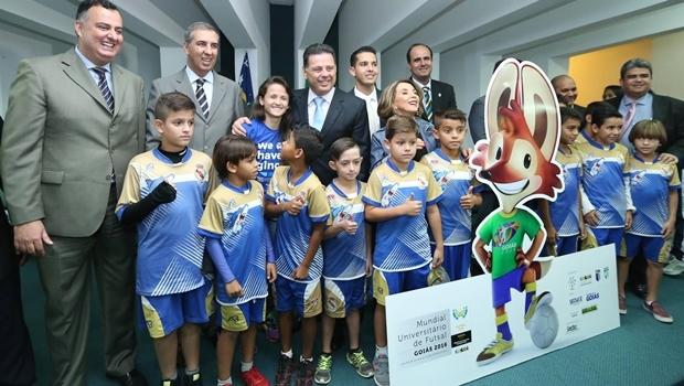 De acordo com a organização do evento esportivo, são esperados representantes de mais de 20 países para o maior torneio do esporte universitário | Foto: Gabinete de Imprensa