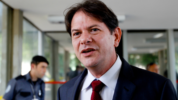 O recado de Cid Gomes é que o PDT quer ocupar o espaço do PT daqui pra frente