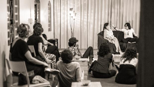 Coreógrafa cearense Andréa Bardawil participa de Encontro Con(versado) da casAcorpO