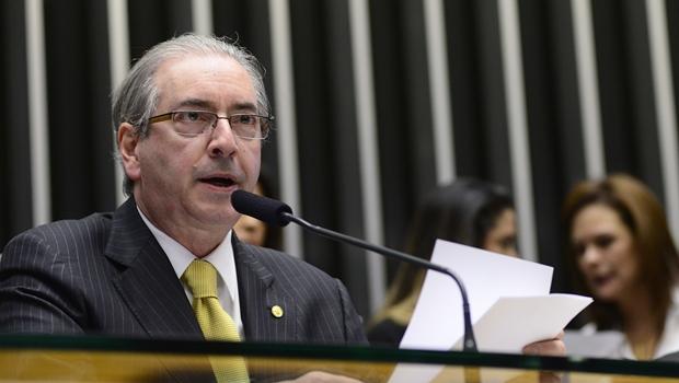 Cunha diz que vai recorrer de afastamento determinado por ministro do STF