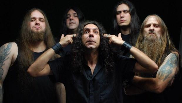 Banda paulista Korzus traz todo seu trash metal e a turnê do disco Legion para Goiânia neste sábado (2/4) | Foto: Divulgação