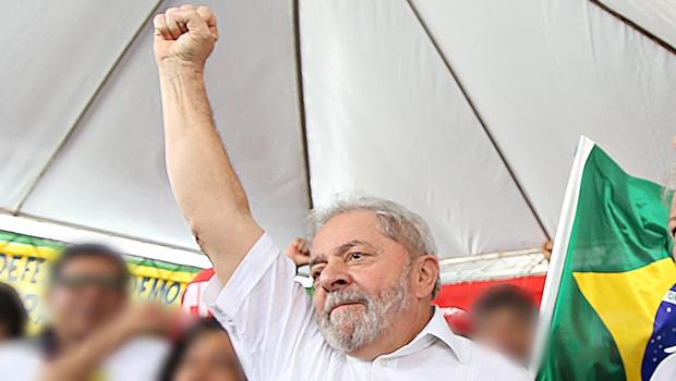 Lula lidera corrida à Presidência em 2018, aponta Datafolha