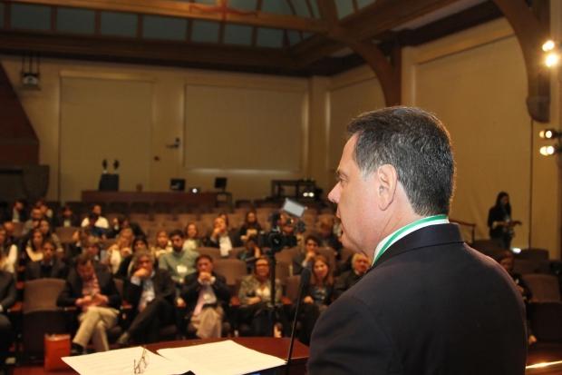 Marconi Perillo em Harvard 2