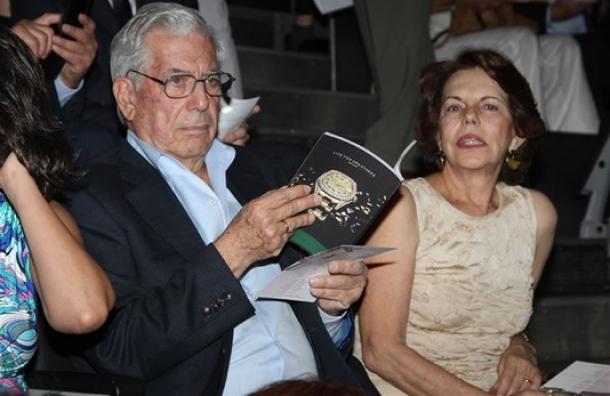 Mario Vargas Llosa e Patrícia Llosa MVLL-PatriciaLlosa