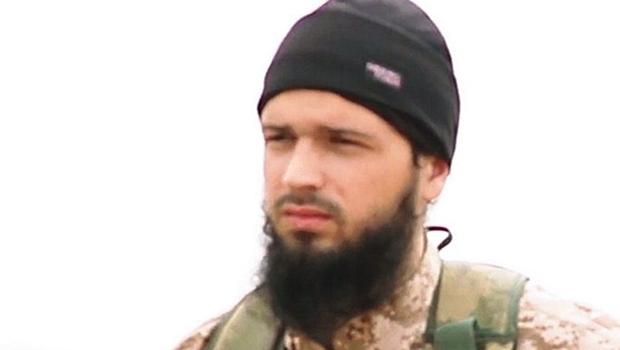 Perfil do terrorista francês que integra o Estado Islâmico já foi suspenso da rede social |Foto: Reprodução