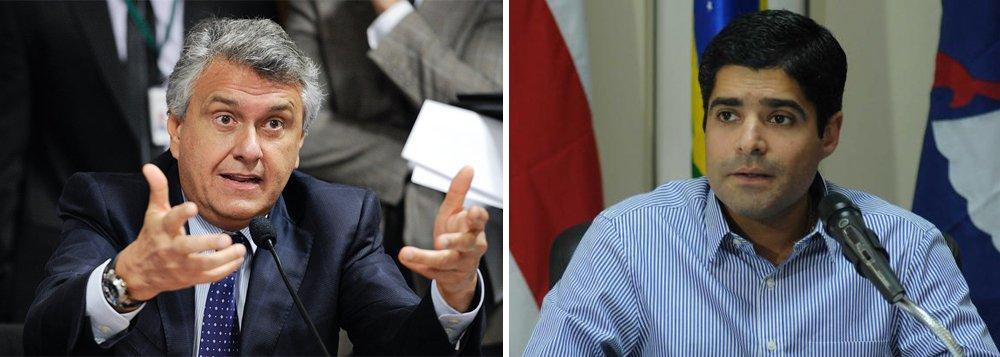 DEM nacional aposta mais em ACM Neto do que em Ronaldo Caiado para vice de Aécio ou Alckmin