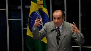 Aloysio Nunes Ferreira, senador por São Paulo, salvou a vida de Tarzan de Castro, que era para ser morto em São Paulo