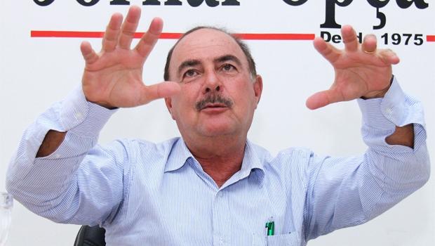 Zacharias Calil não vai ser secretário de Ronaldo Caiado e ficará na Câmara dos Deputados