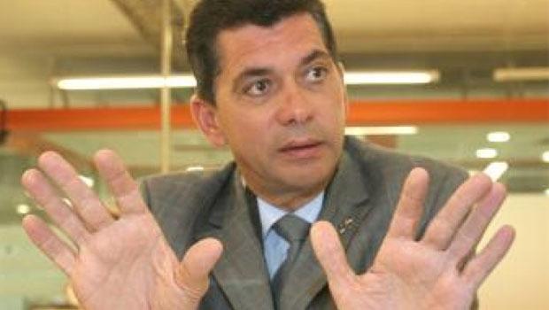 Prefeito de Palmas foi alvo de buscas pela PF e deve prestar depoimento em Brasília | Foto: Divulgação