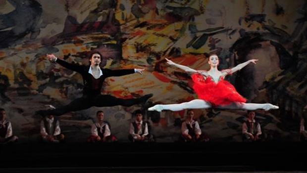 Bailarinos do Bolshoi | Foto: divulgação