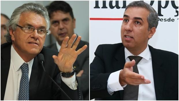 Pesquisa Directa: Caiado tem 35,7% das intenções de voto e José Eliton 22,2%