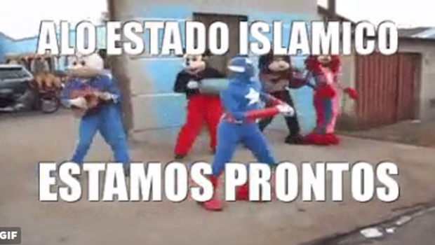 Estado Islâmico pode atacar o Brasil e os brasileiros estão… Criando memes