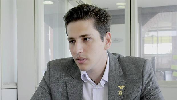 Deputado Olyntho Neto se licencia para disputar Prefeitura de Araguaína