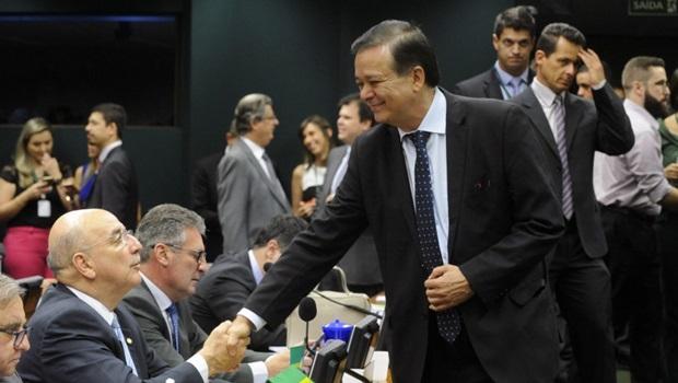 08/04/2016 - Brasília - DF, Brasil - Reunião Extraordinária para discussão do parecer do Relator. Foto:  Luis Macedo / Câmara dos Deputados