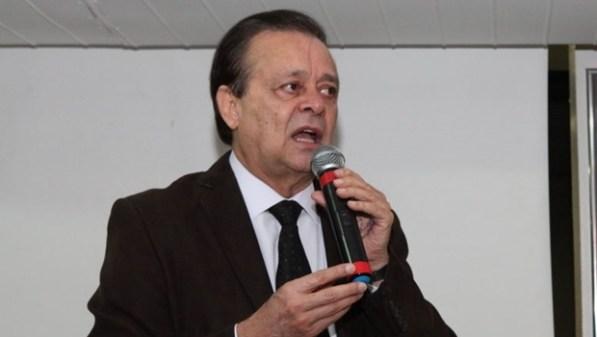 Relator Jovair Arantes fez discurso contundente | Foto: Edmar Wellington