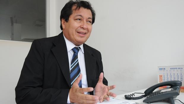 Sebastião Ferreira Leite, o Juruna   Foto: Fernando Leite / Jornal Opção