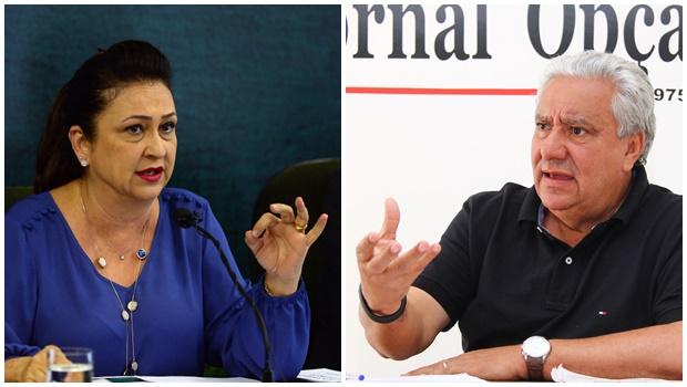 Vilmar Rocha questiona volta de Kátia Abreu ao PSD para manter cargo de ministra