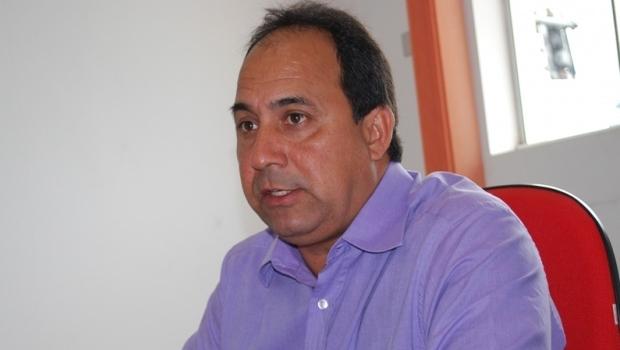 Ex-prefeito de Jaraguá, Lineu Olímpio | Foto: reprodução / Jaraguá Notícias