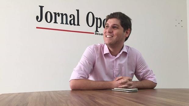 Lucas Calil diz que José Eliton será candidato a governador de Goiás