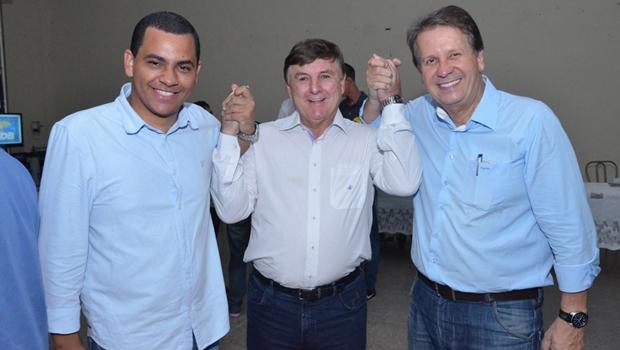 Tucano João Fachinello é o pré-candidato da base à Prefeitura de Cristalina