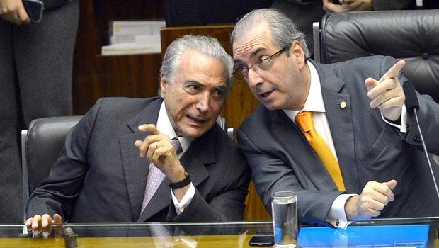 """Supremo Tribunal Federal afasta Eduardo Cunha, que não será """"vice"""" de Michel Temer"""
