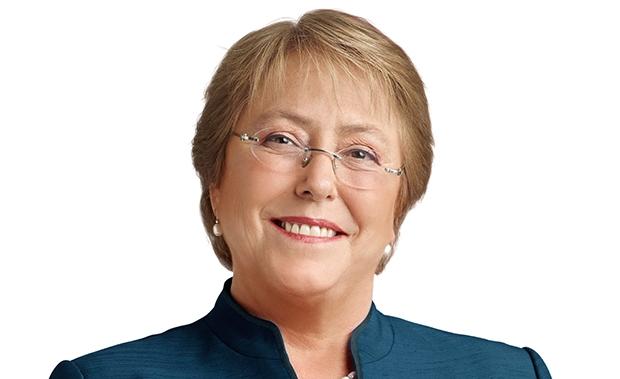 Michelle Bachelet:primeira presidente mulher do Chile e ex-diretora da ONU Mulheres