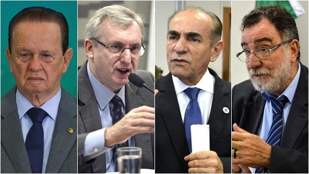 Ministros voltarão à Câmara para apoiar a presidente na tentativa de barrar impeachment | Fotos: José Cruz/ Elza Fiúza e Valter Campanato (Agência Brasil)
