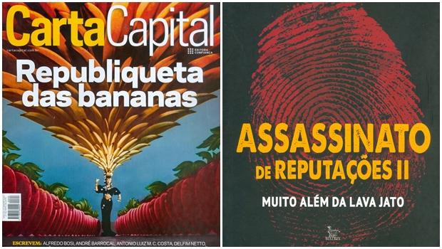 Carta Capital apresenta como exclusivo o que já havia sido publicado em livro de Romeu Tuma Jr.