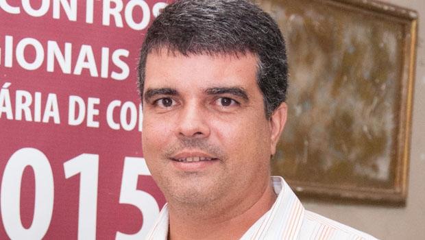 Rogério Azeredo: vice rompeu com a prefeita e é candidato a prefeito