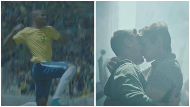 """Comercial da Samsung traz beijo gay e convida Brasil a """"desafiar barreiras"""""""