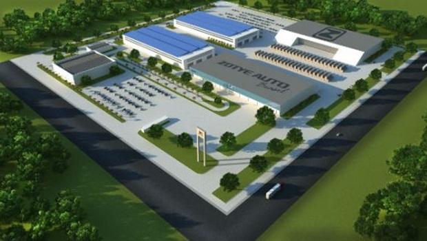 Chinesa Zotye anuncia fábrica em Goianésia