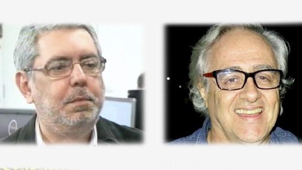 Ricardo Melo e Laerte Rimoli: a insistência do primeiro em manter-se num cargo de um governo do qual discorda fere o bom senso