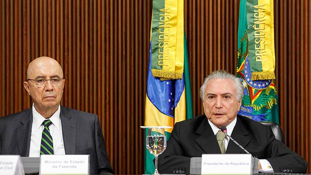 Estados rejeitam proposta de Temer para renegociação da dívida
