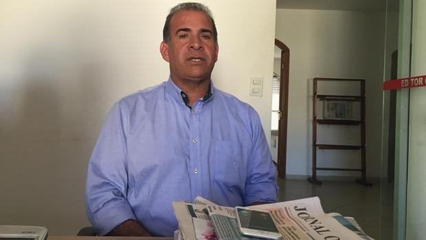 Carlão da Fox: o favorito para prefeito de Goianira | Foto: Alexandre Parrode/Jornal Opção