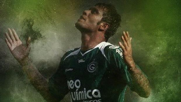 Meia L├®o Lima chega para disputar a s├®rie B do Campeonato Brasileiro pelo time do Goi├ís