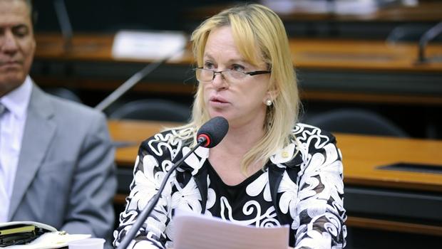 Deputada Magda Mofatto disse estar esperançosa com a possibilidade de o governo Temer começar a resolver os problemas do País | Foto: Lúcio Bernardo Jr/Câmara dos Deputados