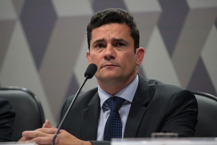 Joice Hasselmann lança livro sobre Sérgio Moro, o juiz que prende e condena corruptos