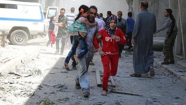 Ataques a último reduto do Estado Islâmico na Síria deixam 50 mortos