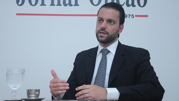 PTN de Alexandre Baldy pode compor com Iris Rezende ou Giuseppe Vecci na disputa pela prefeitura