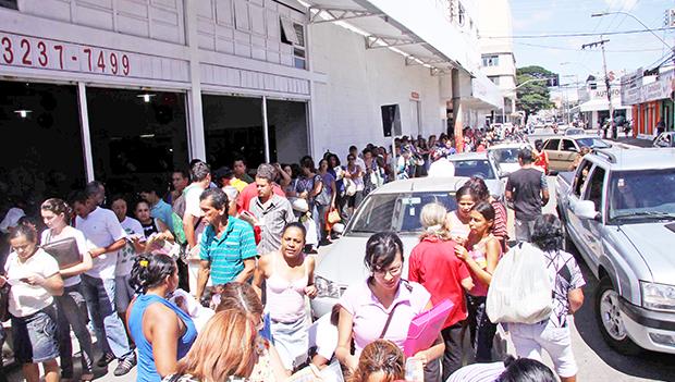 Desemprego no Brasil cai para 11,8% no trimestre encerrado em julho
