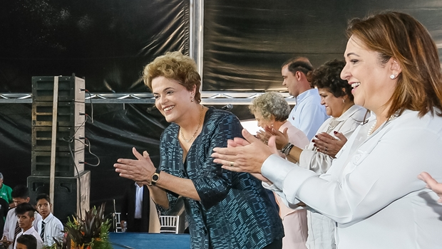 Kátia Abreu acredita que Dilma escapa do impeachment
